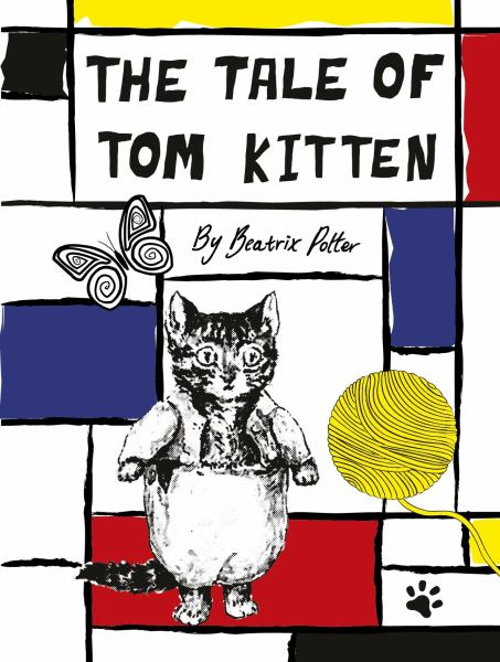 The Tale Of Tom Kitten (Beatrix Potter Designer Editions)