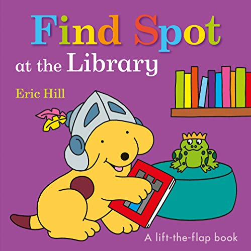 Find Spot at the Library (Spot)