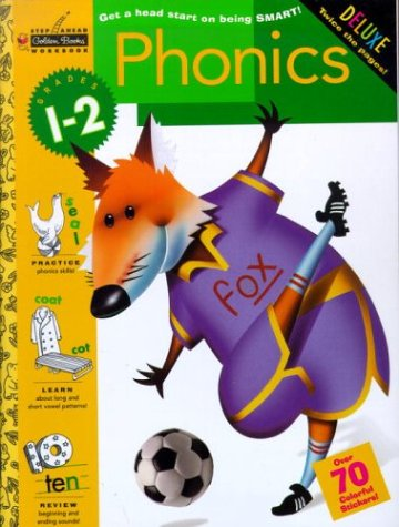 Phonics (Step Ahead Workbook, Grades 1-2)