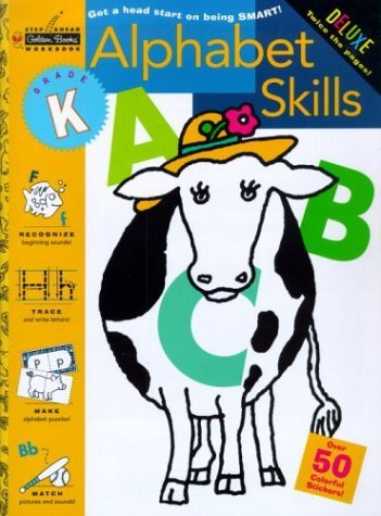 Alphabet Skills (Step Ahead Workbook, Grade K)