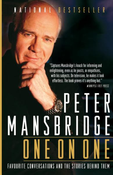 Peter Mansbridge One on One