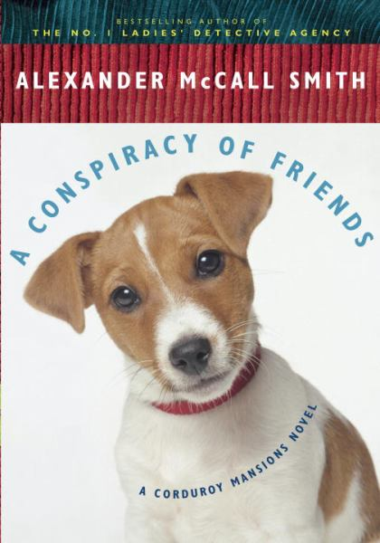 A Conspiracy of Friends (The Corduroy Mansions Series)