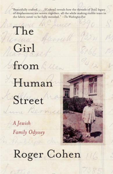 The Girl from Human Street: A Jewish Family Odyssey