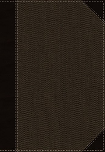 NKJV Cultural Backgrounds Study Bible (Brown Leathersoft)