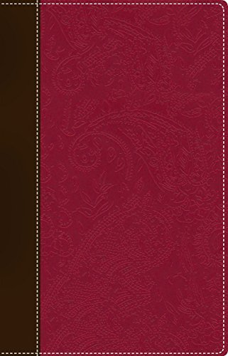 NIV Bible for Women (Chocolate/Berry Italian Duo-Tone)