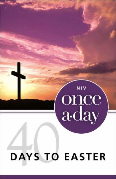 40 Days to Easter