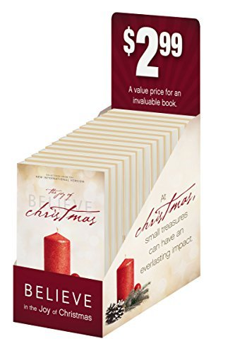 Believe: The Joy of Christmas (25-Pack Set)