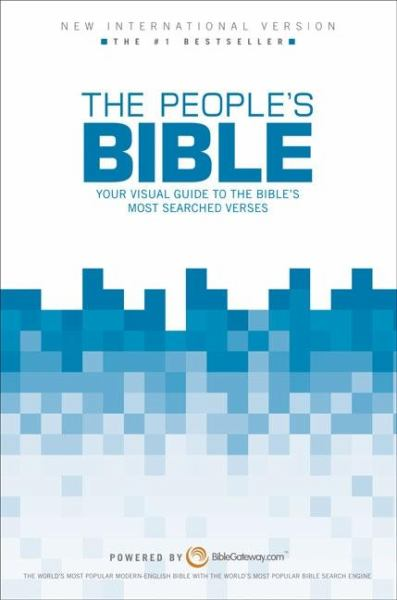 The People's Bible: Your Visual Guide to the Bible's Most Searched Verses (NIV)