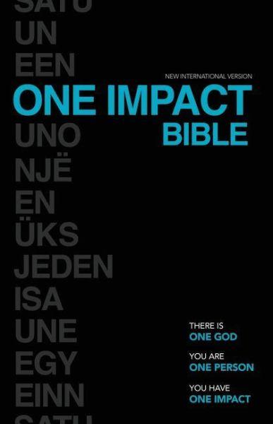 One Impact Bible (NIV)