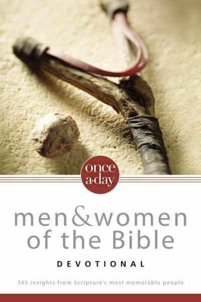 Men and Women of the Bible (Devotional)