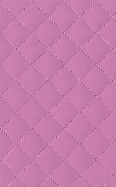 NIV Thinline Quilted Collection Bible (NIV, Strawberry Cream Italian Duo-Tone, White Page Edges)