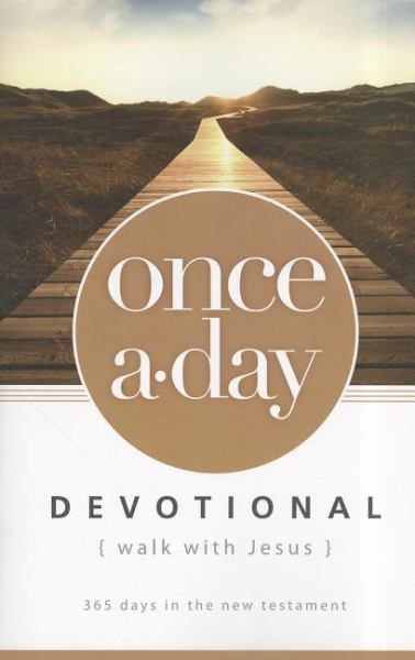 Once A- Day Devotional  (Walk With Jesus)