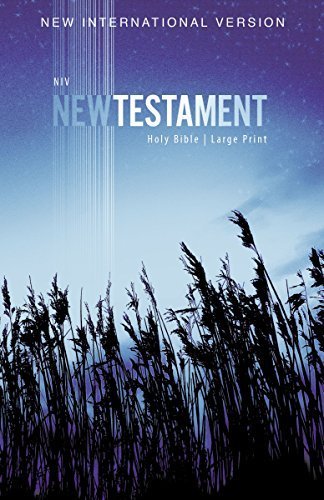 NIV Outreach New Testament (Large Print)