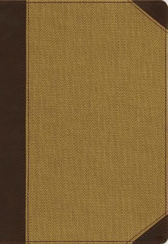NIV Personal Size Cultural Backgrounds Study Bible (Leathersoft Brown/Tan)