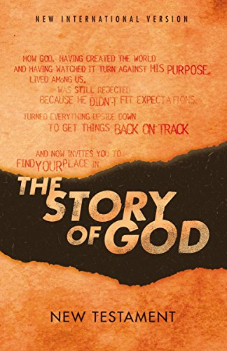 NIV, The Story of God, New Testament