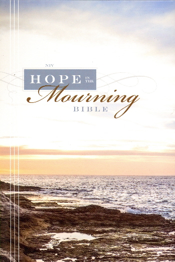 NIV Hope in the Mourning Bible