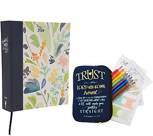 NIV Beautiful Word, Large Print Coloring Bible