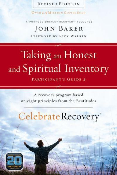 Taking an Honest and Spiritual Inventory Participant's Guide 2 (Revised Edition)