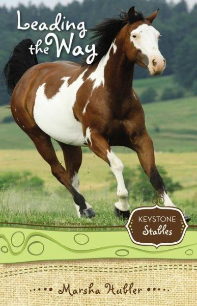 Leading the Way (Keysrtone Stables, Bk#5)
