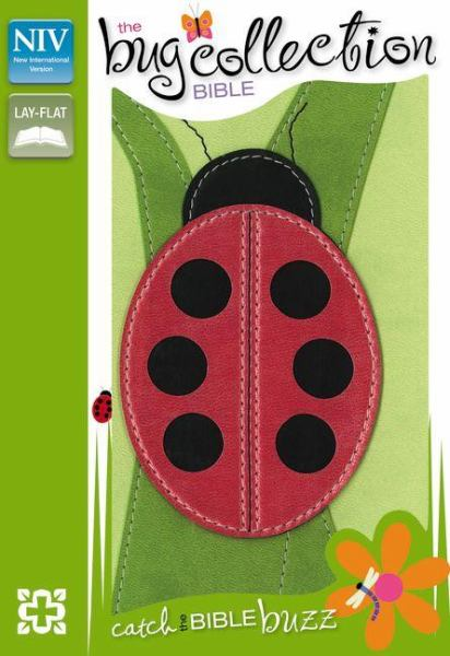 NIV The Bug Collection Bible (Ladybug Italian Duo-Tone)