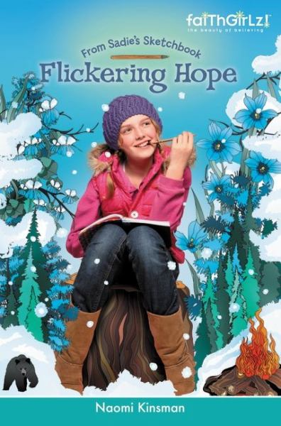Flickering Hope (Sadie's Sketchbook)