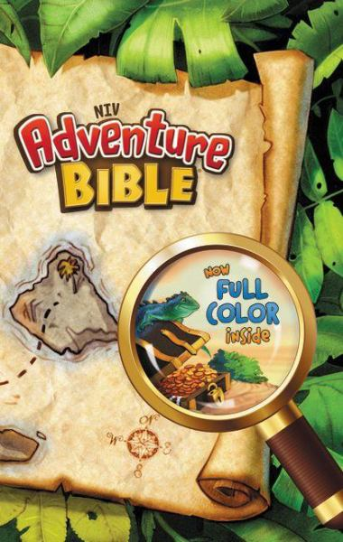 Adventure Bible (NIV)