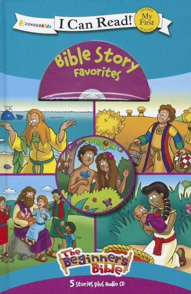 Bible Story Favorites (The Beginner's Bible)