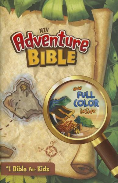 NIV Adventure Bible (Thumb Indexed)