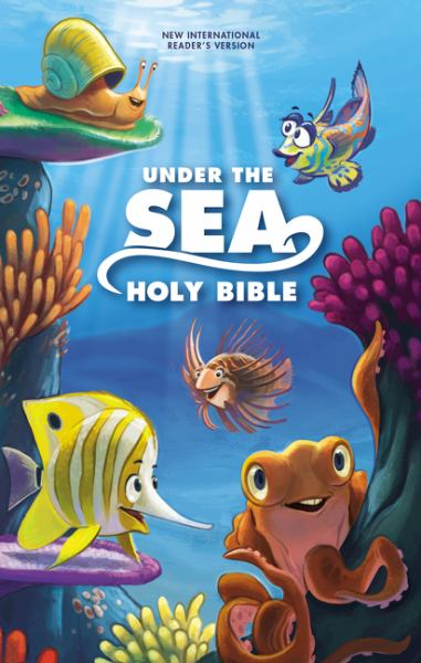 Kids Under the Sea Holy Bible