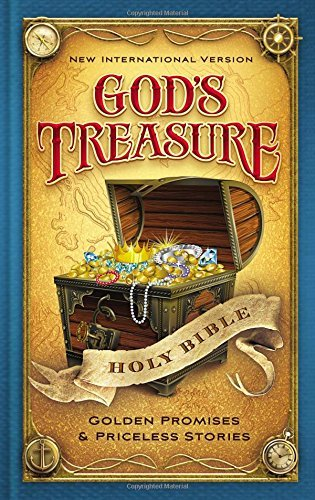 NIV, God's Treasure Holy Bible