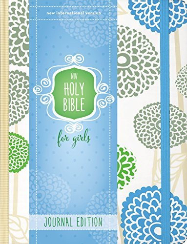 NIV Holy Bible for Girls (Journal Edition)