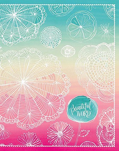 NIV Beautiful Word Bible for Girls (Floral)