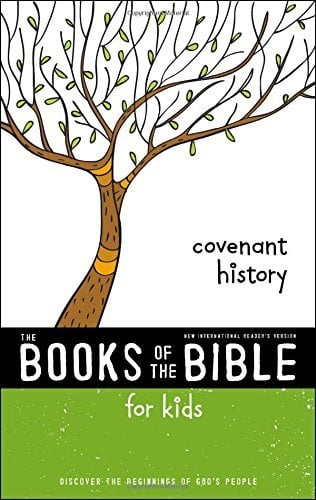 NIrV The Books of the Bible for Kids (Part 1)