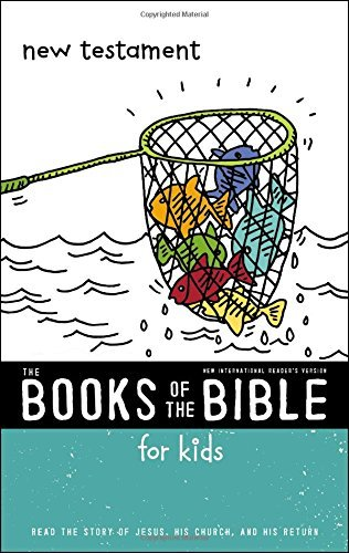 NIrV The Books of the Bible for Kids (Part 4)
