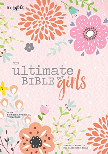 NIV, Ultimate Bible for Girls (Faithgirlz)