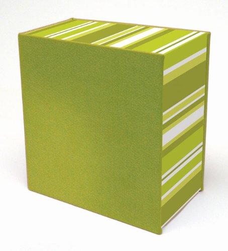 Chunky Bible mini (Green, Italian Duo-Tone)