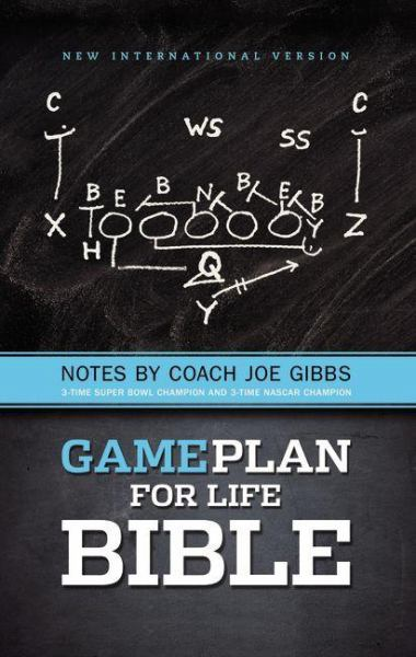 Game Plan for Life Bible (NIV/Study)