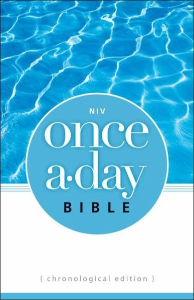 NIV Once-a-Day Bible (Chronological Edition)