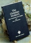 Christian Workers New Testament and Psalms: With Plan of Salvation