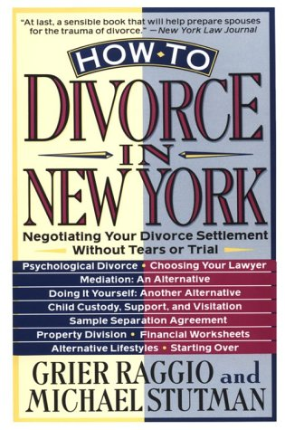 How to Divorce in New York