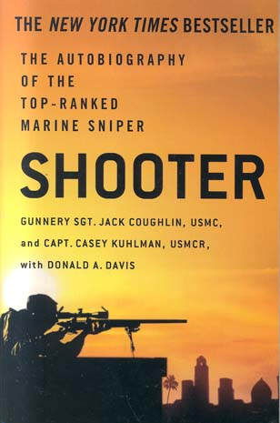 Shooter: The Autobriography of the Top-Ranked Marine Sniper
