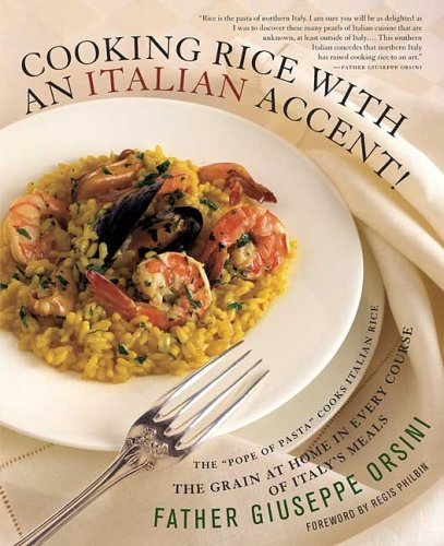 Cooking Rice with an Italian Accent!