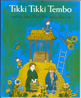 Tikki tikki tembo free coloring pages for Tikki tikki tembo coloring pages