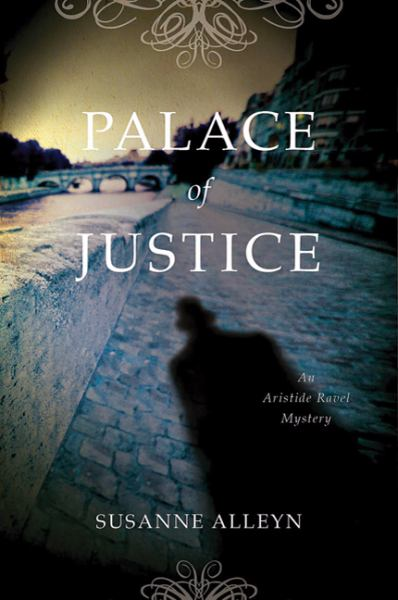 Palace of Justice (Aristide Ravel Mysteries)