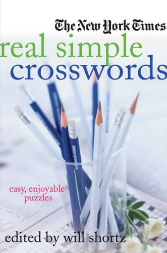 Real Simple Crosswords: Easy, Enjoyable Puzzles (New York Times)