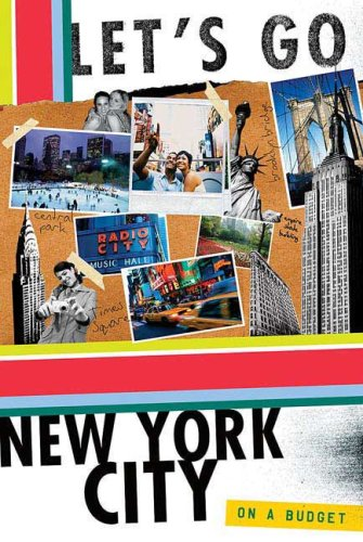 New York City on a Budget (Let's Go, 17th Edition)