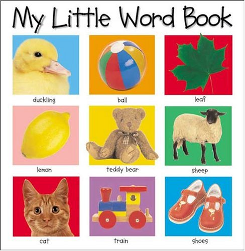 My Little Word Book (Large)