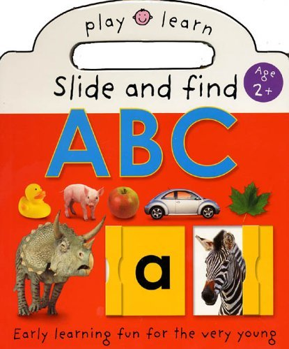 Slide and Find ABC (Play and Learn)