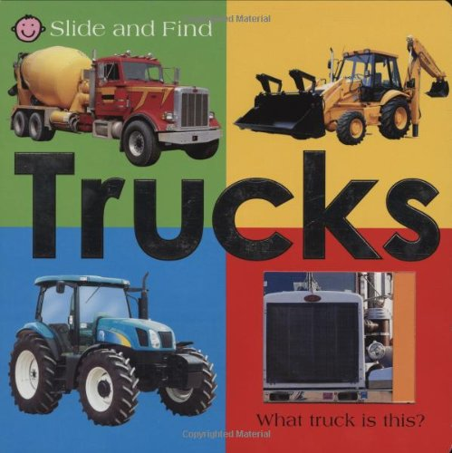 Trucks (Slide And Find)