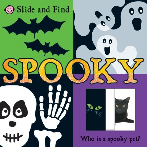 Spooky (Slide And Find)